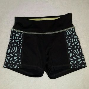 Justice Active Wear Bike Shorts
